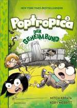 Der Geheimbund (Poptropica 3) Cover