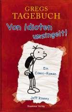 Gregs Tagebuch - von Idioten umzingelt! Cover