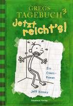 Gregs Tagebuch 3 - Jetzt reicht's! Cover