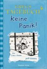 Gregs Tagebuch 6 Keine Panik 2. Exempl. Cover