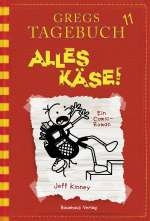 Gregs Tagebuch 11 - Alles Käse! Cover