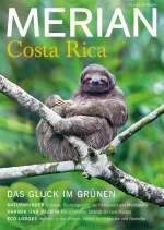 Costa Rica (Merian 2019/1) Cover