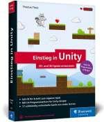 Einstieg in Unity Cover
