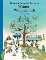 Rotraut Susanne Berners Winter-Wimmelbuch Cover