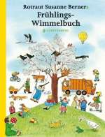 Rotraut Susanne Berners Frühlings-Wimmelbuch Cover