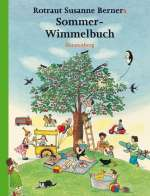 Rotraut Susanne Berners Sommer-Wimmelbuch Cover