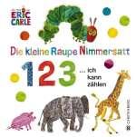 Die kleine Raupe Nimmersatt - 1 2 3 ... ich kann zählen Cover