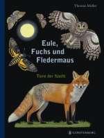 Eule, Fuchs und Fledermaus Cover