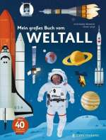 Mein grosses Buch vom Weltall Cover