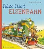 Felix fährt Eisenbahn Cover