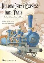 Mit dem Orient-Express nach Paris Cover