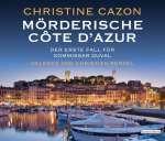 Mörderische Côte d'Azur Cover