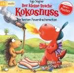 Der kleine Drache Kokosnuss - Die besten Freudendrachenwitze (1 CD) Cover