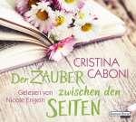Der Zauber zwischen den Seiten (5 Hörbuch-CDs) Cover