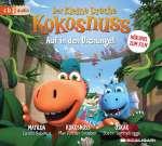 Der kleine Drache Kokosnuss - Auf in den Dschungel! (CD) Cover