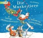 Die Muskeltiere und das Weihnachtswunder Cover