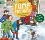 Fünf Freunde und das Weihnachtsgeheimnis (Hörbuch) Cover