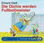 Die Olchis werden Fußballmeister (Hörbuch) Cover