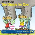 Die Olchis im Zoo Cover