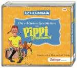 Die schönsten Geschichten von Pippi Langstrumpf - CD 3 Dauer: 51 Minuten Cover