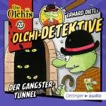 Der Gangster-Tunnel Cover