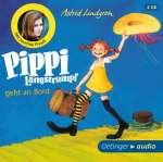 Pippi Langstrumpf geht an Bord Cover