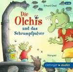 Die Olchis und das Schrumpfpulver Cover