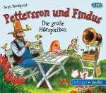Pettersson und Findus - Die grosse Hörspielbox (3 CD) Cover