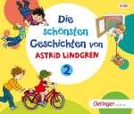 Die schönsten Geschichten von Astrid Lindgren 2 (Hörbuch) Cover
