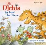 Die Olchis im Land der Dinos Cover