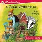 Wie Findus zu Pettersson kam Cover
