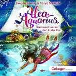 Alea Aquarius  Weihnachten mit der Alpha Cru Cover