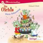 Die Olchis feiern Geburtstag und eine andere Geschichte Cover