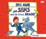 Das Sams und der blaue Drache (3 CDs) Cover