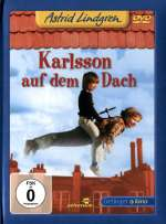 Karlsson auf dem Dach Cover