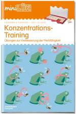 Konzentrations-Training Cover