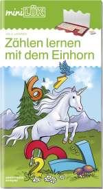 Zählen lernen mit dem Einhorn Cover