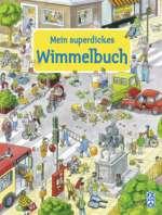 Mein superdickes Wimmelbuch Cover