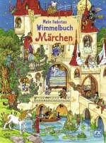 Mein liebstes Wimmelbuch Cover
