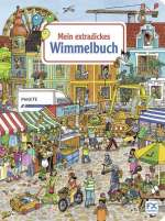Mein extradickes Wimmelbuch Cover