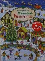 Mein superdickes Wimmelbuch Weihnachten Cover
