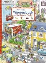 Mein erstes Wimmelbuch vom Suchen und Finden Cover