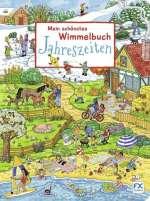 Mein schönstes Wimmelbuch - Jahreszeiten Cover