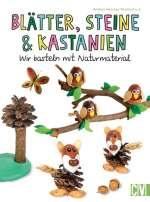 Blätter, Steine & Kastanien Cover