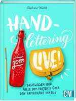 Handlettering goes live! Cover