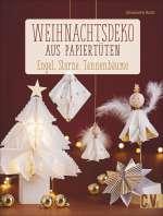 Weihnachtsdeko aus Papiertüten Cover