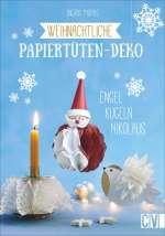 Weihnachtliche Papiertüten-Deko Cover