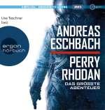 Uve Teschner liest Andreas Eschbach, Perry Rhodan Cover