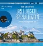 Bretonische Spezialitäten (Hörbuch) Cover