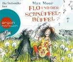 Flo und der Schnüffel-Büffel Cover